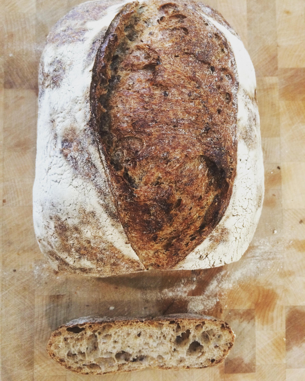 Beer Bread Sourdough